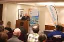 Prof Des MacHale acceptance speech
