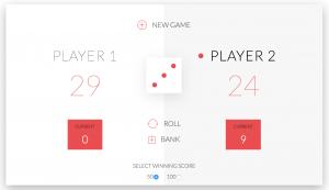 PIG game screenshot
