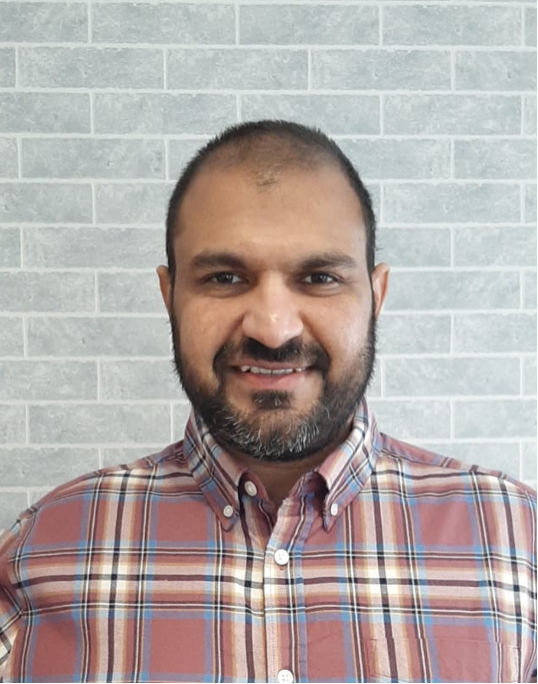Omar Reyal, Belfast Product Manager